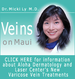 Click Here to Visit the Veins on Maui Website